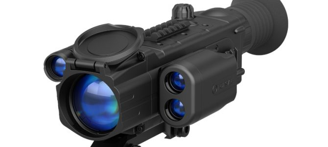 Luneta de arma Digital NV Digisight LRF N960/N970 cu telemetru