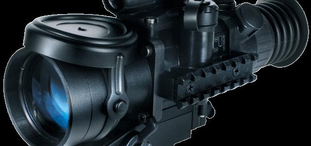 Luneta de arma NV Phantom 3×50/4×60  Gen. 2+