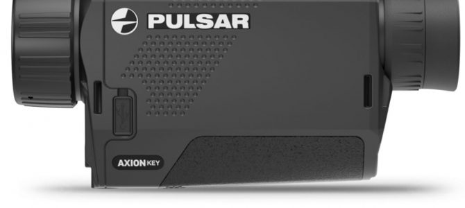 Camera cu termoviziune Pulsar Axion Key XM30