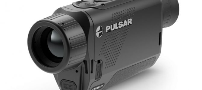 Camera cu termoviziune Pulsar Axion Key XM22